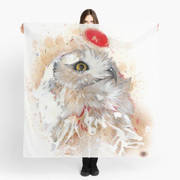 HARFANG OWL Scarf