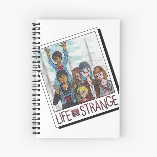 Group photo Spiral Notebook