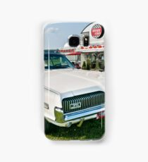 Pam's Cougar at Wimpy & Dee's Samsung Galaxy Case/Skin