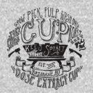 Kees Spirit/Cup tee by Ben Blake by cupcoffee