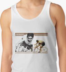 Camisetas de tirantes para hombre cartel vintage EDDY MERCKX: el caníbal