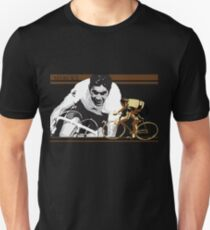 vintage poster EDDY MERCKX: the cannibal Unisex T-Shirt
