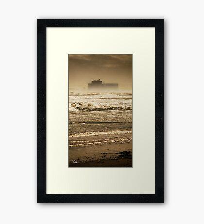 Mood and Atmosphere Framed Print