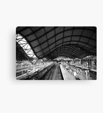 Southern Cross Station Melbourne Canvas Print