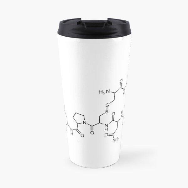 love chemical formula Travel Mug
