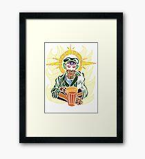 Jonny Swagger Framed Print
