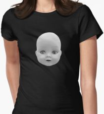 Living Doll Womens Fitted T-Shirt