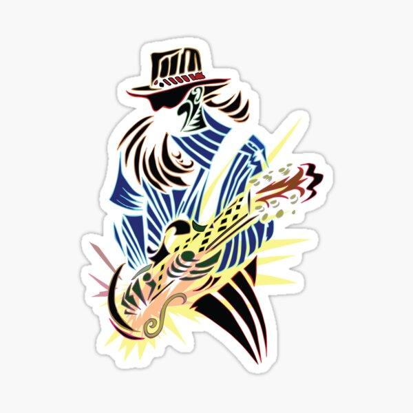 Guitar! Sticker