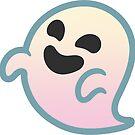 «Gradiente Android Ghost Emoji» de baiiley