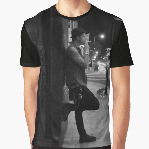 Rocky on Sunset Graphic T-Shirt