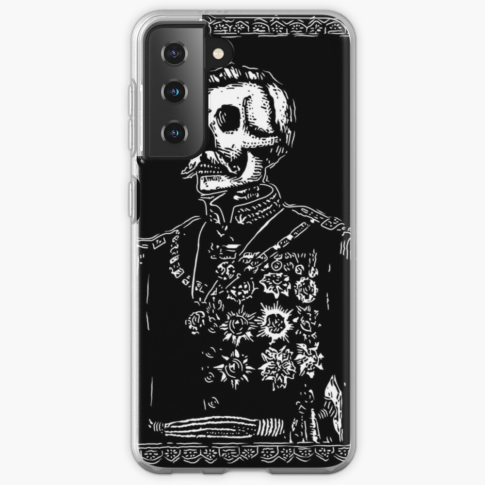 Day of the Dead - King of Clubs Case & Skin for Samsung Galaxy