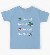 1 Shell 2 Shell Kids Tee