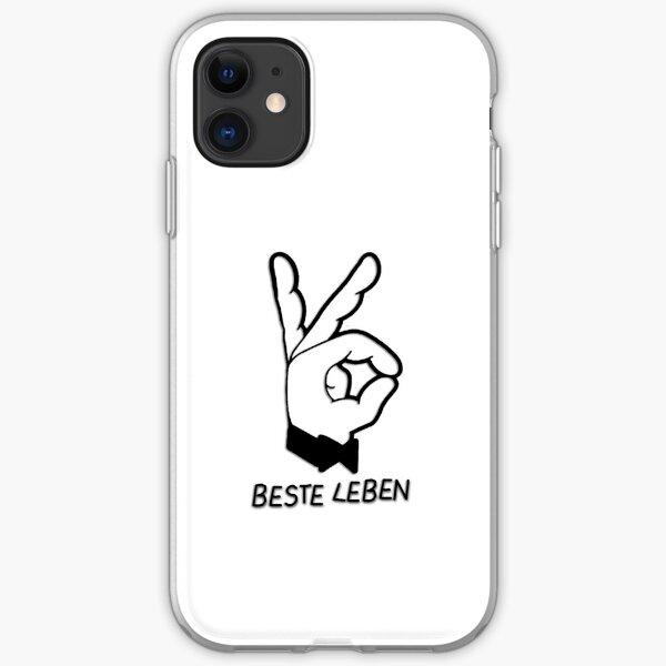 Beste Leben - Bonez MC iPhone Soft Case