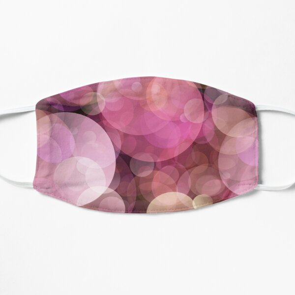 """Dreamy Bubbles """"Pink Champagne"""" Mask"""