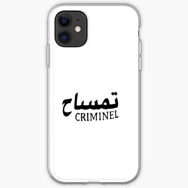 Criminel - Bonez MC iPhone Soft Case