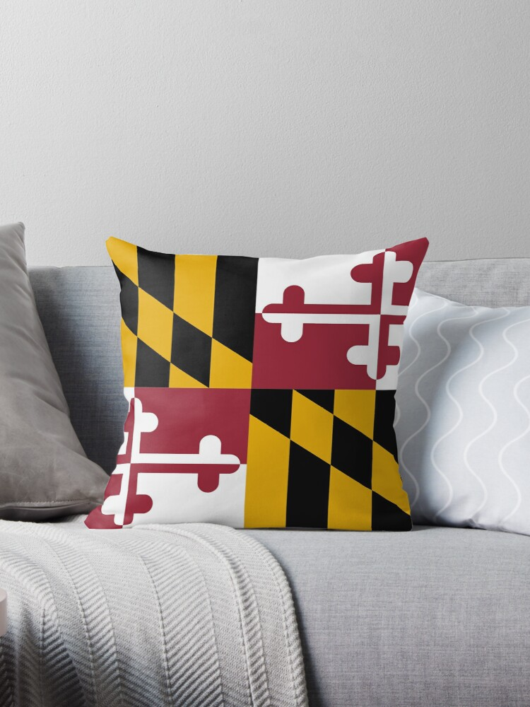 Flag of Maryland by frittata