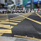 Urban Crossroads by Gwoeii