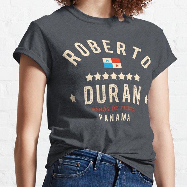 Dedicated to Roberto Duran Classic T-Shirt