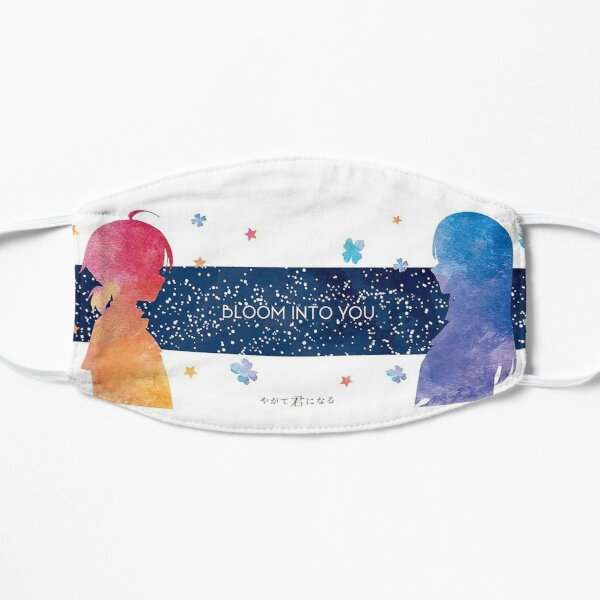 Bloom into You Flower Mask