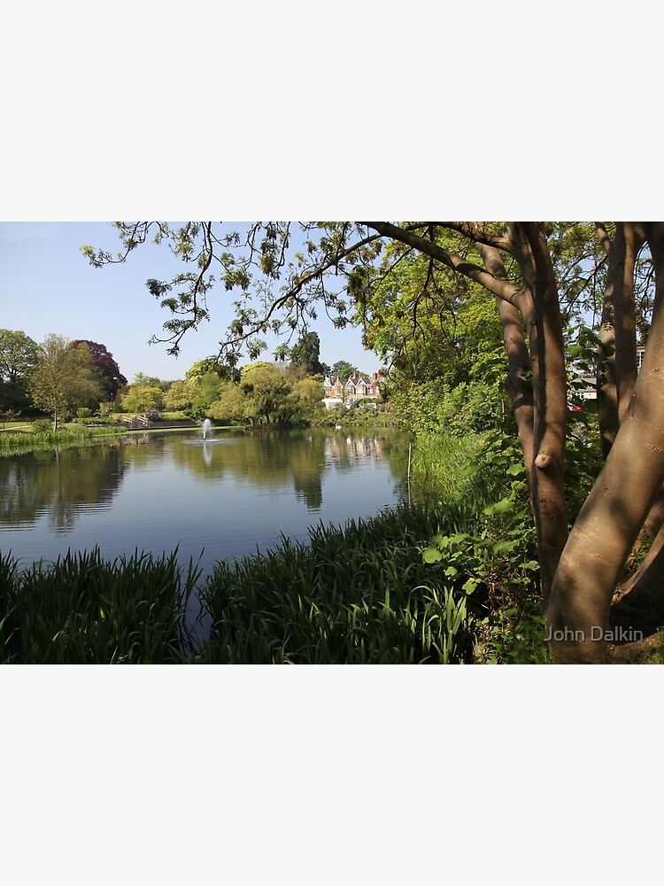 Bletchley Park Lakeview by JohnDalkin
