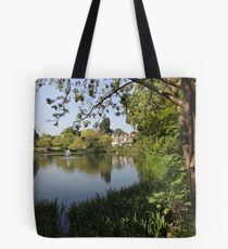 Bletchley Park Lakeview Tote Bag