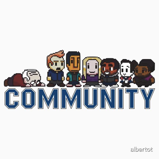 TShirtGifter presents: 8-Bit Community