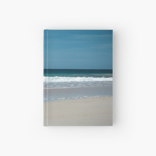 Atlantic Ocean Photography Hardcover Journal