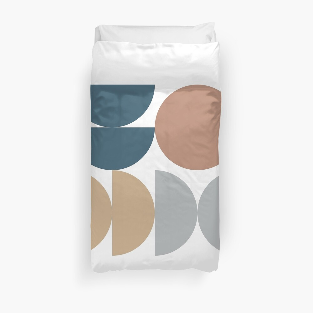Shapes 03 Duvet Cover