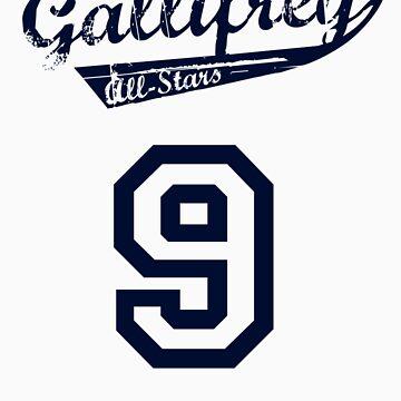 Gallifrey All-Stars: Nine (alt) by twig3721