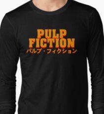 パルプ・フィクション Long Sleeve T-Shirt