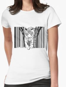 Tiger: Top Selling Womens Fitted T-Shirts