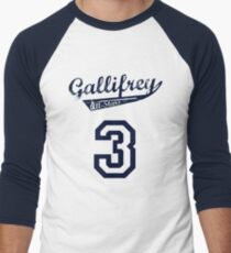 Gallifrey All-Stars: Three (alt) T-Shirt
