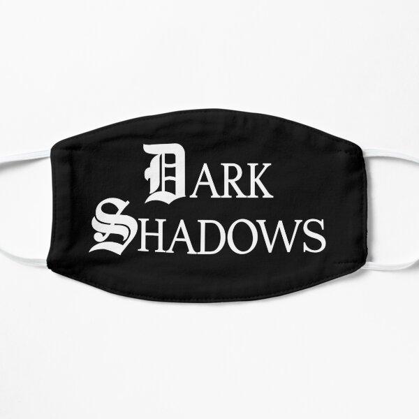 Dark Shadows Tshirt Black Horror Soap Opera Mask