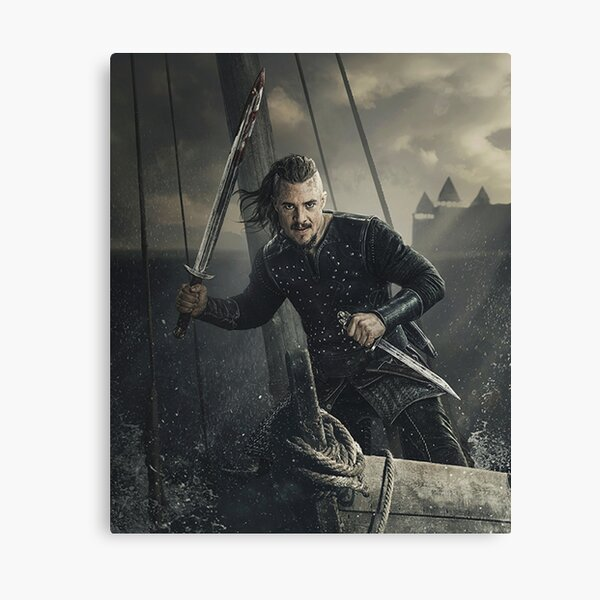 The Last Kingdom Canvas Print