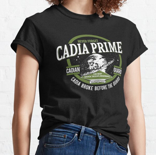 Cadia Prime - The Emperor protects Classic T-Shirt