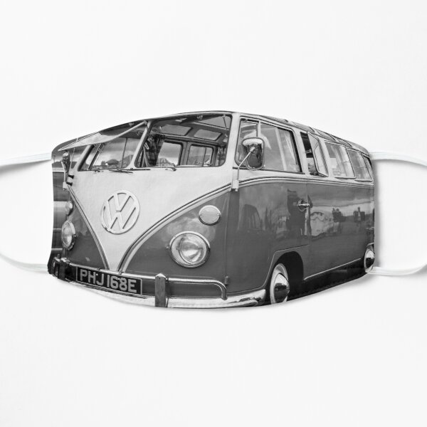 Classic VW Split Screen Camper Van Mask