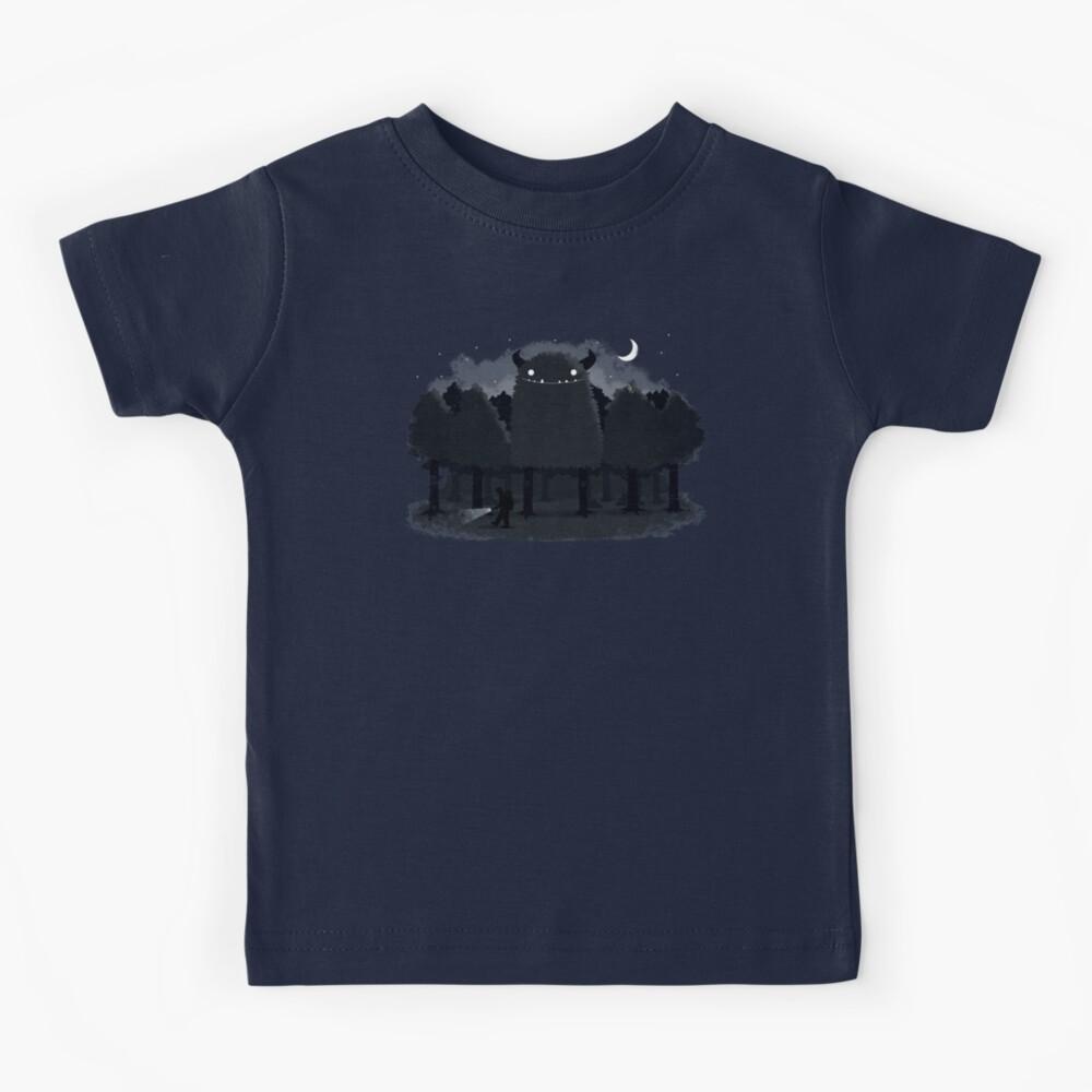 Monster Hunting Kids T-Shirt