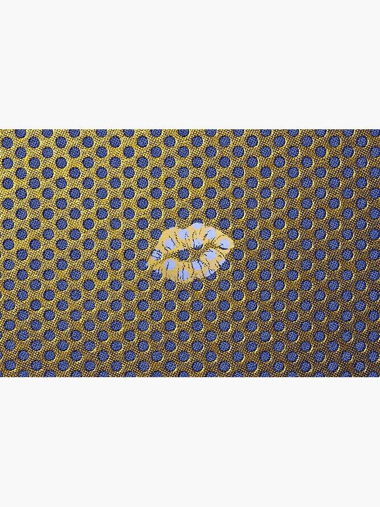 «Gold and Blue Lips» par patricmouth