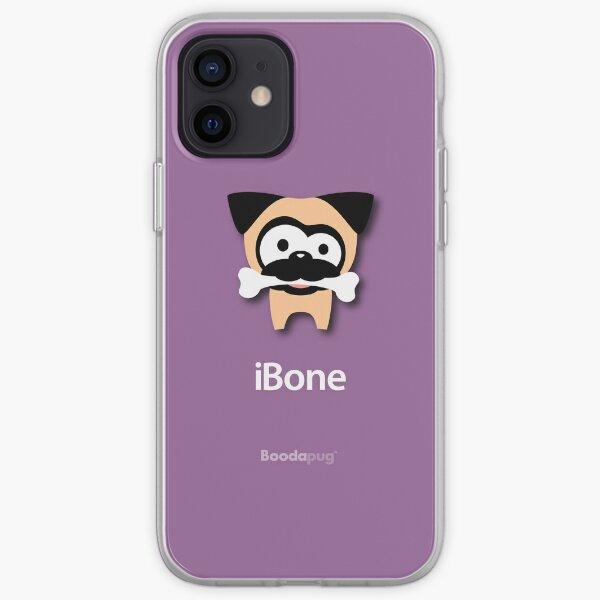 Tugg iBone iPhone Case (Purple) iPhone Soft Case