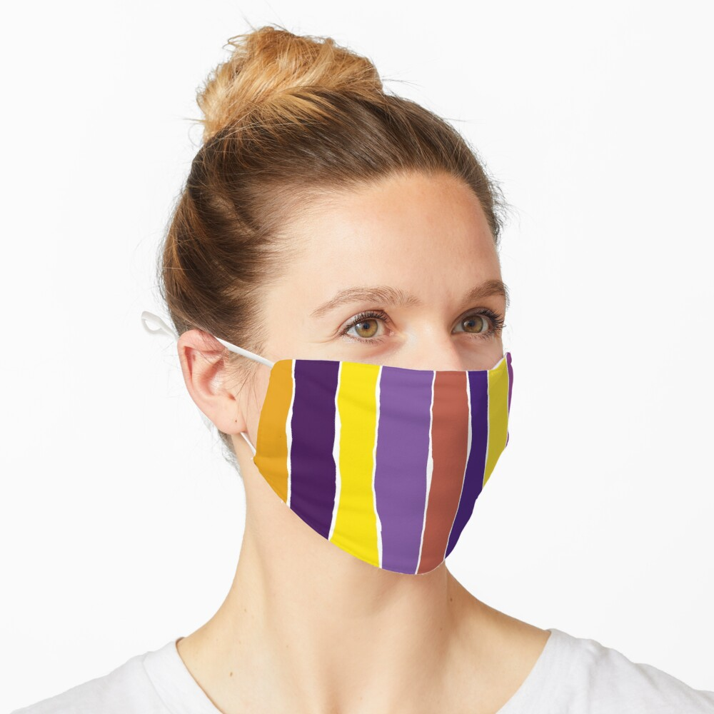 Masque «Sound of Colors»