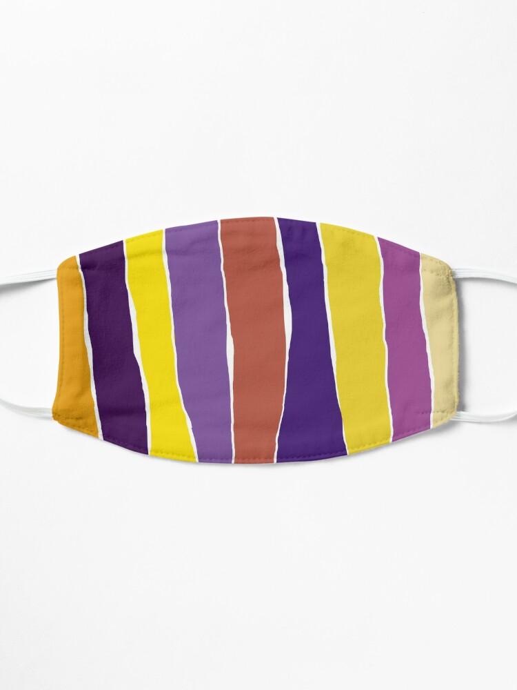 Masque ''Sound of Colors': autre vue