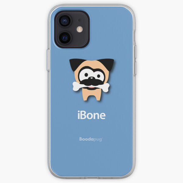 Tugg iBone iPhone Case (Blue) iPhone Soft Case
