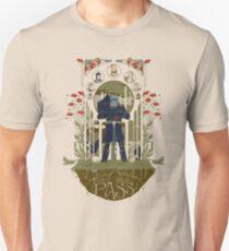 None Shall Pass! Unisex T-Shirt