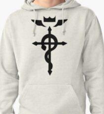 Edward Elric Symbol Pullover Hoodie