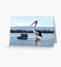 Greenwell Point Greeting Card