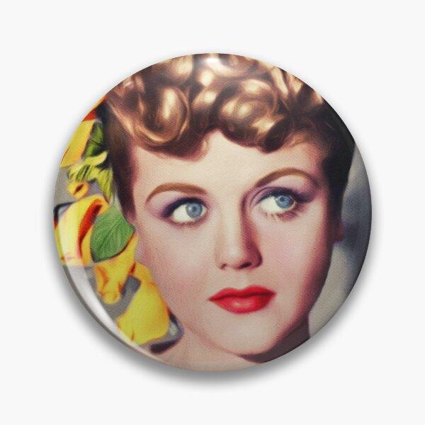 Angela Lansbury, Actress Pin