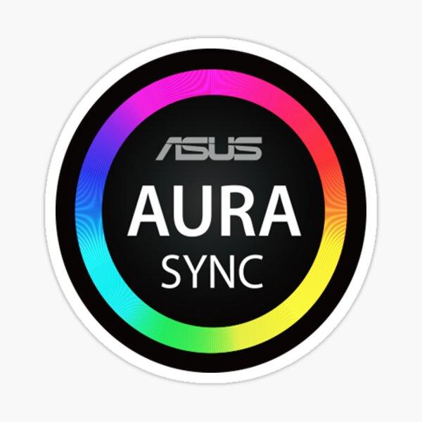 Rog Aura Sync Sticker
