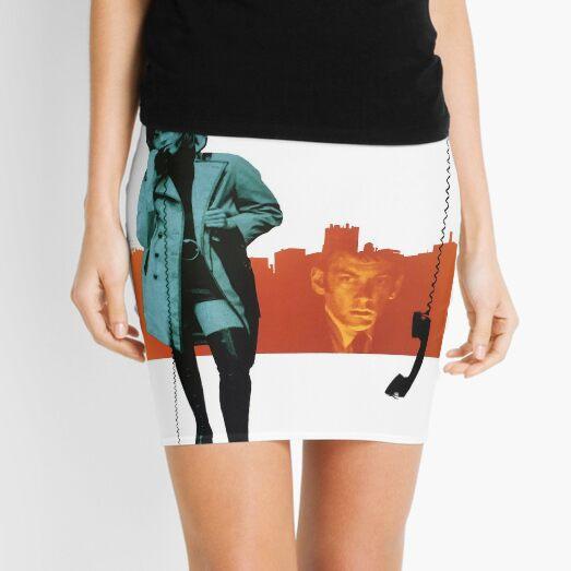 Klute 1971 Mini Skirt