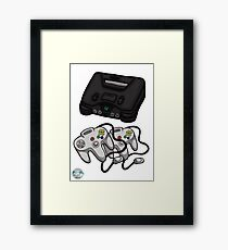 Videogame console #5 Framed Print