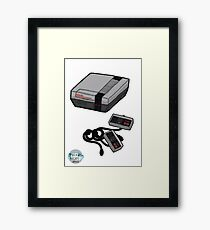Videogame console #4 Framed Print
